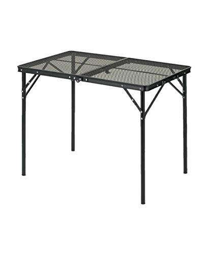 [ビジョンピークス] アウトドアテーブル 90cm タフテーブル90 VP160401I02 ブラック