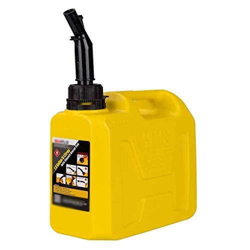 SGMYMX Benzinkanne Dickere Kunststoff Ersatzkraftstofftank Benzin Kraftstofftank, Auto Schlagzeug, rot: 20L Kraftstoff kann (Size : A)