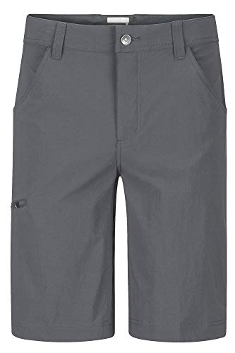 Marmot Arch Rock Short Pantacourt de randonnée, Culotte Outdoor Homme, Respirant Homme Slate Grey FR: S (Taille Fabricant: 32)