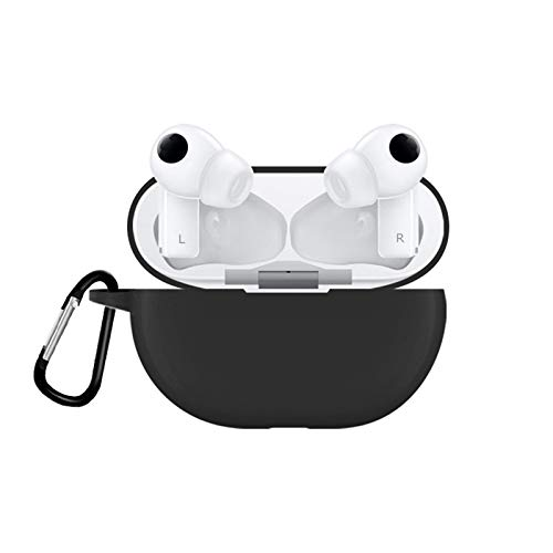 zhiwenCZW Kopfhörer Kopfhörerabdeckung Hülle für Hua-wei Freebuds Pro Bluetooth Schutz wasserdichte Silikonschocks für Hua-wei Neue Hülle Set