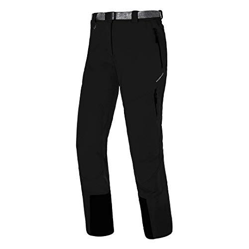 Trangoworld Noguera Pantalon pour Femme Noir Taille L