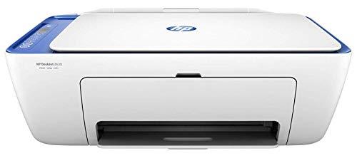 HP DeskJet 2630 Impresora multifunción (tinta instantánea, impresora, escáner, copiadora, WLAN, Airprint) con 2 horas de muestra HP Instant Ink incluida