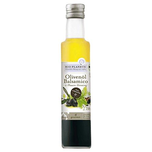 Bio Planète Zwei-Phasen-Dressing mit Olivenöl & Balsamico (250 ml) - Bio