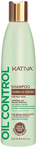 Kativa Oil Control, Champú - 250 ml