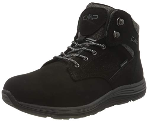 CMP NIBAL Mid Lifestyle Shoe WP, Zapatillas de Paseo....