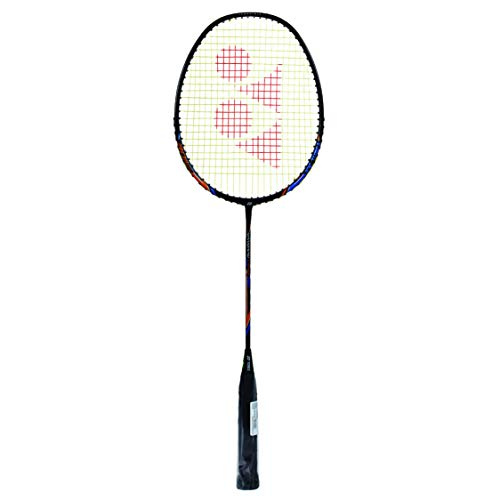 Yonex Nanoray Light 18i Graphite Badminton Racquet with free Full Cover (77 grams, 30 lbs Tension)
