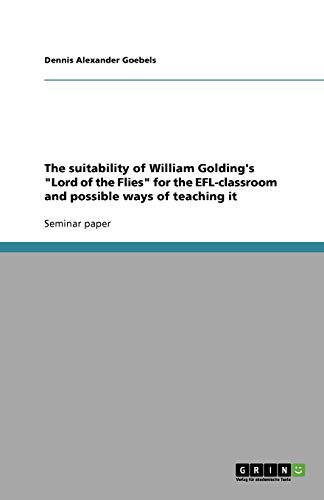 The suitability of William Golding's