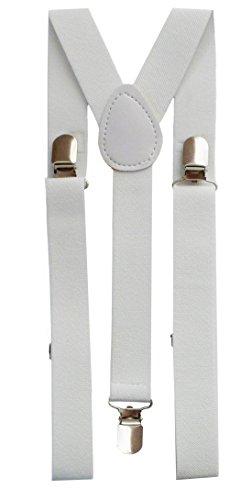Paire de bretelles - Blanc