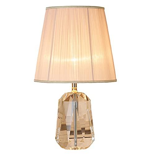 Lámpara de Mesa Lámpara de mesa lámpara de mesa de cristal nórdico...