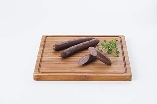 無添加鹿肉ソーセージ 5種のハーブ 3本×5P ココ鹿 BBQ