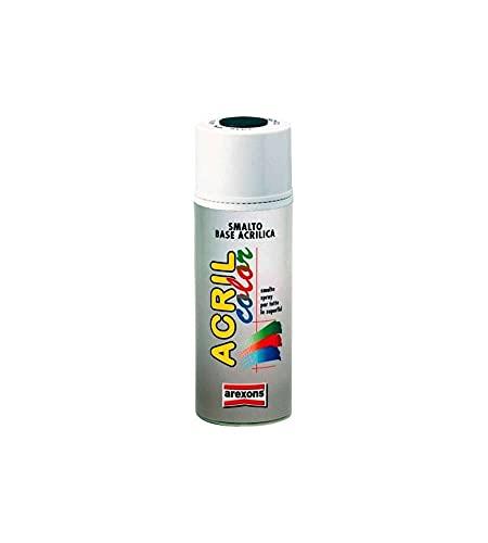 Arexons Bombe de Peinture Jaune sécurité RAL 1003-400 ML