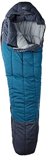 MILLET Syntek -5° Schlafsack Regular Orion Blue/high Rise 2019 Quechua Schlafsack