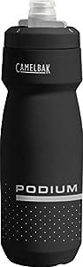 CamelBak Podium Bike Water Bottle 24 oz, Black