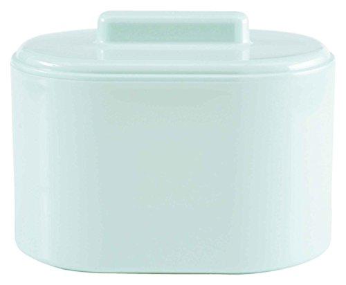 bébé-jou 421226 Kombidose, Hygienebox, Kosmetikdose, Utensilienständer, mintgrün