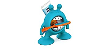 Prince Lionheart eyeSMILE Toothbrush & Toothpaste Holder Berry Blue