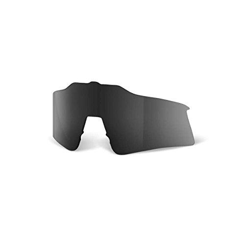 100 Percent SPEEDCRAFT SL Replacement Lens-Black Mirror, Adultos Unisex, Negro, Estandar