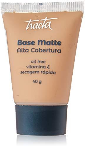 Base Matte Alta Cobertura 04C, Tracta, Pele