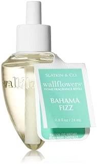 1 X Bath and Body Works Slatkin & Co. Single Wallflowers Refill Bahama Fizz