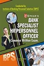 Bank Specialist HR/Personnel Officer Common Written Exam