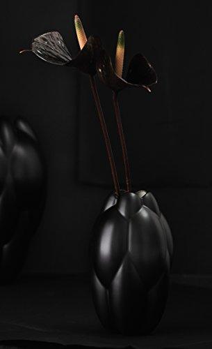Rosenthal 14485-105000-26031 Core Schwarz Matt Vase 31 cm (1 Stück)