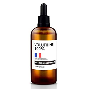 [ Volufiline 100ml ] Cosmetic Ingredient - 100% Volufiline Ampoule 100ml 3.4 fl oz  France SEDERMA   Cosmetic Grade   For face and body Improve Skin Elasticity Wrinkle Improvement