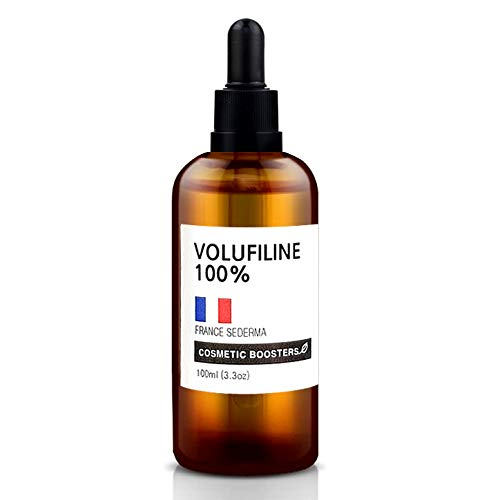 Cosmetic Ingredient - 100% Volufiline Ampoule 100ml(3.3oz) France SEDERMA | Cosmetic Grade | For face and body Improve Skin Elasticity, Wrinkle Improvement