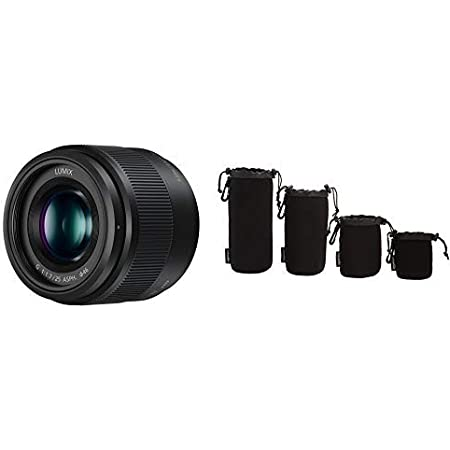Panasonic H H025e Lumix G Festbrennweiten 25 Mm F1 7 Kamera