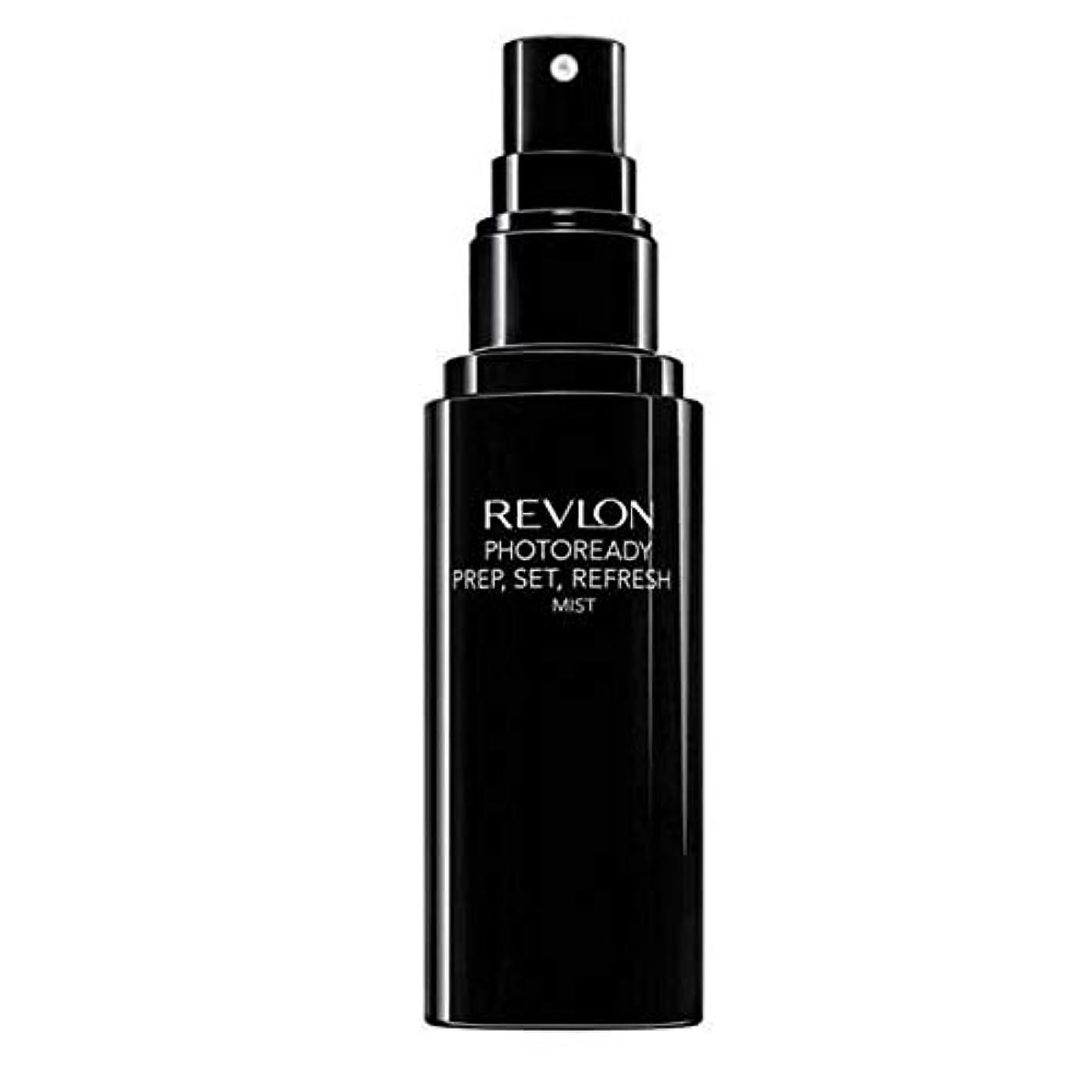 の頭の上内陸等[Revlon ] レブロンPhotoready準備、セット、リフレッシュミスト - Revlon PhotoReady Prep, Set, Refresh Mist [並行輸入品]