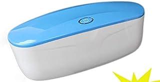 2020新 UV携帯電話殺菌 時計 钥,钞 鍵 紙幣 99%細菌消滅 除菌 消毒 紫外線消毒ボックス 紫外線洗浄器 多機能 旅行ケース iPhone Android 対応 USB給電 家庭オフィス用除菌器