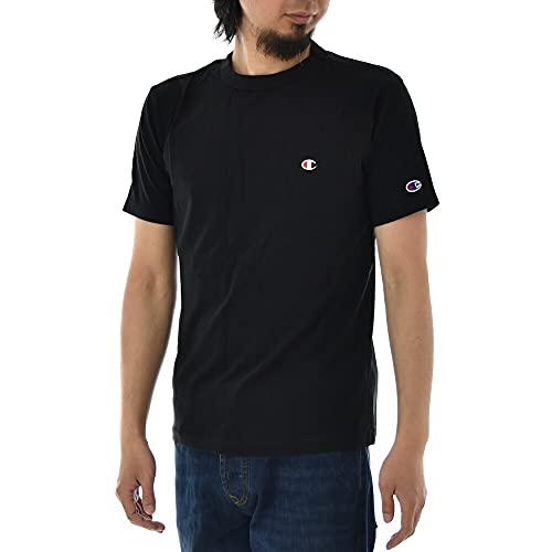 『[チャンピオン] Tシャツ 半袖 綿100% 定番 ワンポイントロゴ刺繍 ショートスリーブTシャツ C3-P300 メンズ ホワイト M』の8枚目の画像