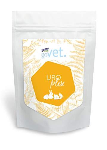 Bunny GoVet Uroplex Pelletiertes Ergänzungsfuttermittel für Zwergkaninchen und Meerschweinchen
