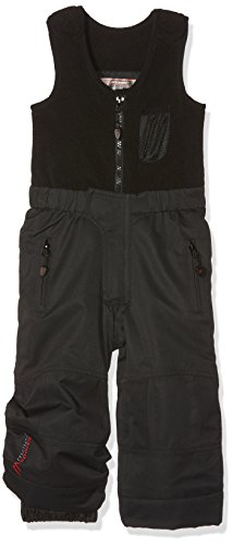 maier sports Kinder Skihose Kim reg, black, 86, 300600