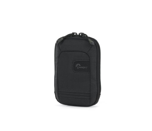 Lowepro Geneva 10 Camera Bag - A Soft Camera Pouch With Belt Loop Attachment For Your Point and Shoot Camera