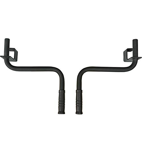 Valor Fitness MB-A Dip Handle Accessory Set for Valor Fitness BD-7 and BD-33 Power Racks