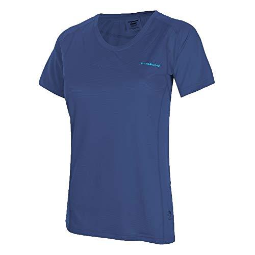 Trangoworld Pc008290260S T-shirt Bocela Bleu classique Taille S