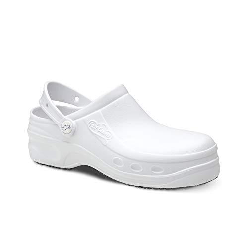 Feliz Caminar - Zueco Flotantes Xtrem Blanco, 38