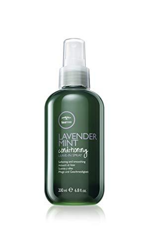 Paul Mitchell Tea Tree Lavender Mint Conditioning Leave-In Spray - Feuchtigkeits-Spray für trockenes, geschädigtes Haar, Haar-Pflege in Salon-Qualität, 200 ml