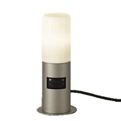 大光電機(DAIKO) 人感センサー付アウトドアローポール 【ランプ付】 LED電球 4.6W(E26) 電球色 2700K DWP-38642Y
