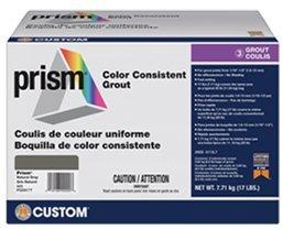 Prism Color Consistent Grout (#381 Bright White)
