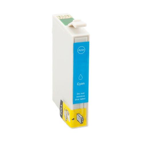 PCMOVILES 1 Cartucho De Tinta Compatible con Epson T0612 Cyan C13T06124010