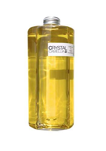 ダイニング&フェイシャル?ボディーオイル食べる椿油1000ml 利島産 オレイン酸約85% 利島産 利島のツバキ種子は「エコ100」を取得しています。
