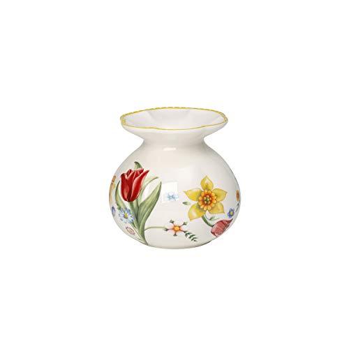 Villeroy & Boch Spring Awakening Vase, 10,5 cm, Porzellan, Gelb