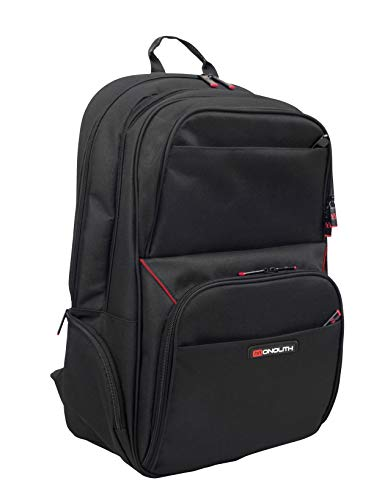 monolith office solutions 3205 Nylon Laptop Backpack up to 15.6 Inches