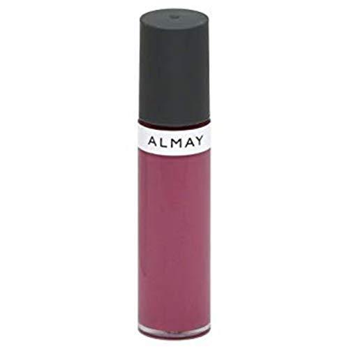 Almay Color + Care Liquid Lip Balm, Lilac Love [400] 0.24 oz