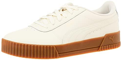 PUMA Carina L, Zapatillas Mujer, Brillo de Marfil, 40 EU