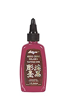 Kuro Sumi Tattoo Ink Magnolia Pink 2 Ounce