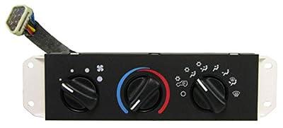 WVE by NTK 1S2187 HVAC Control Switch