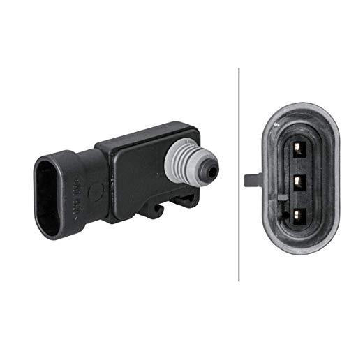 HELLA 6PP 009 400-011 Sensor, Saugrohrdruck - 3-polig - ohne Kabel