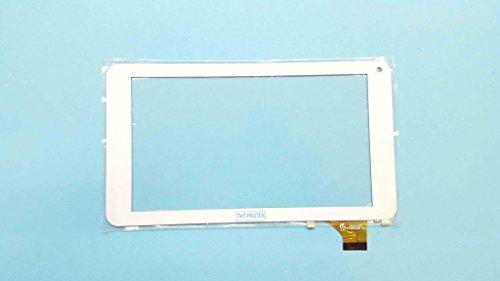 Weiss Touchscreen Digitizer Glas komp. Mit ITO-17A1, FTP-070321A1
