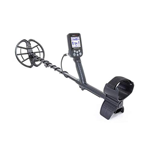 Nokta Makro Metalldetektor Simplex Plus + 28 cm Easy DD, für eine Wassertiefe von bis zu 3 Metern geeignet